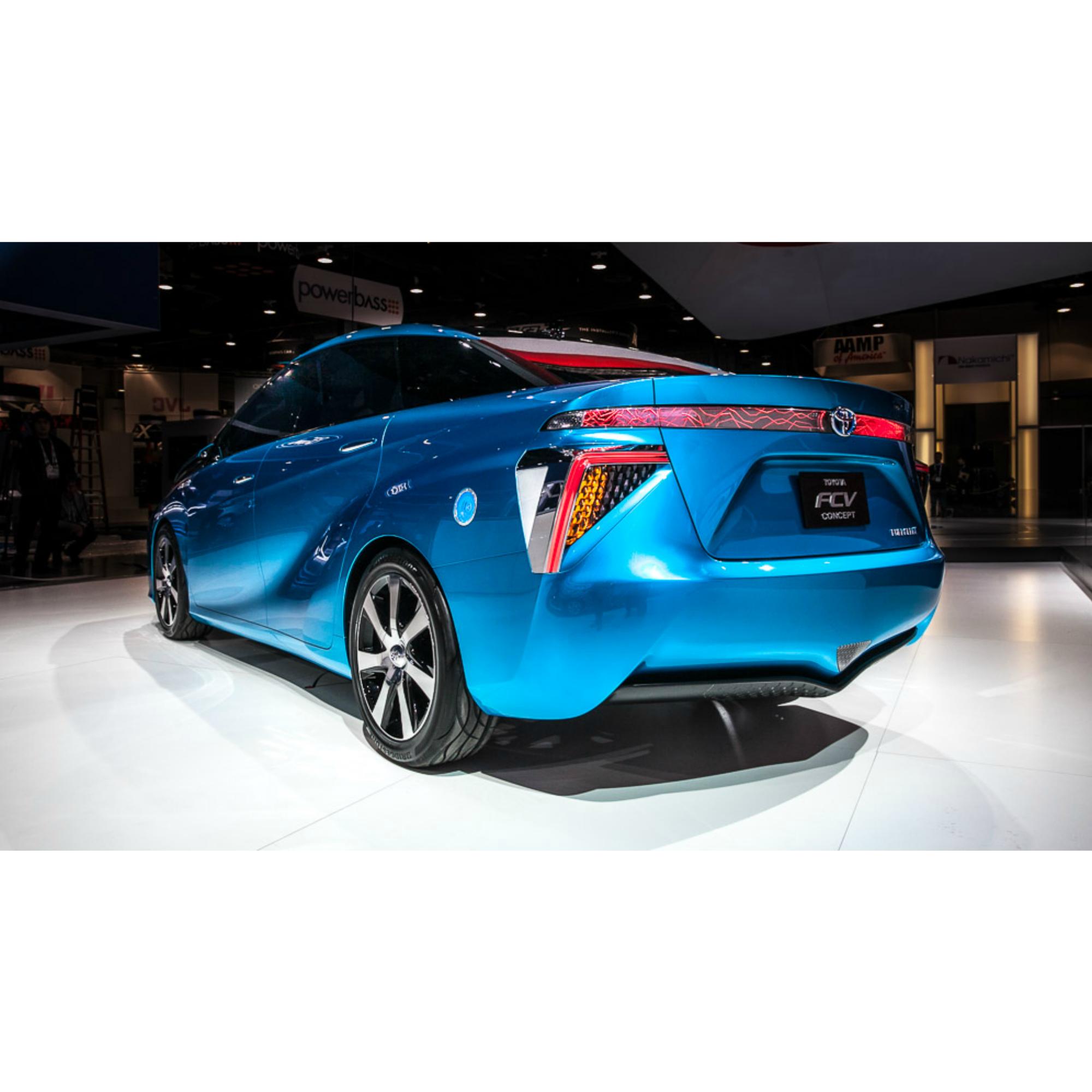 Toyota Electric Suv: DesignApplause