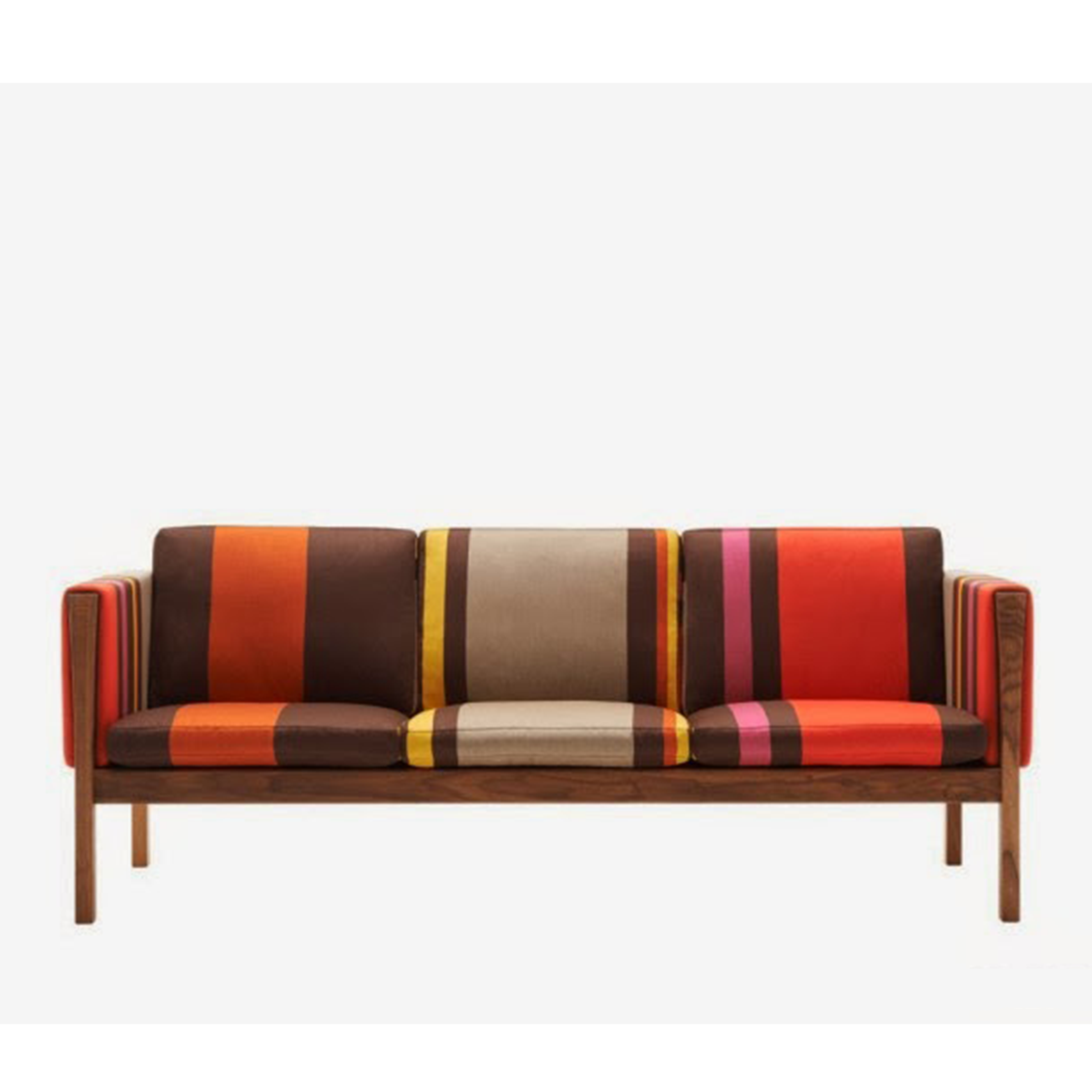 Designapplause Ch163 Sofa Hans J Wegner Paul Smith