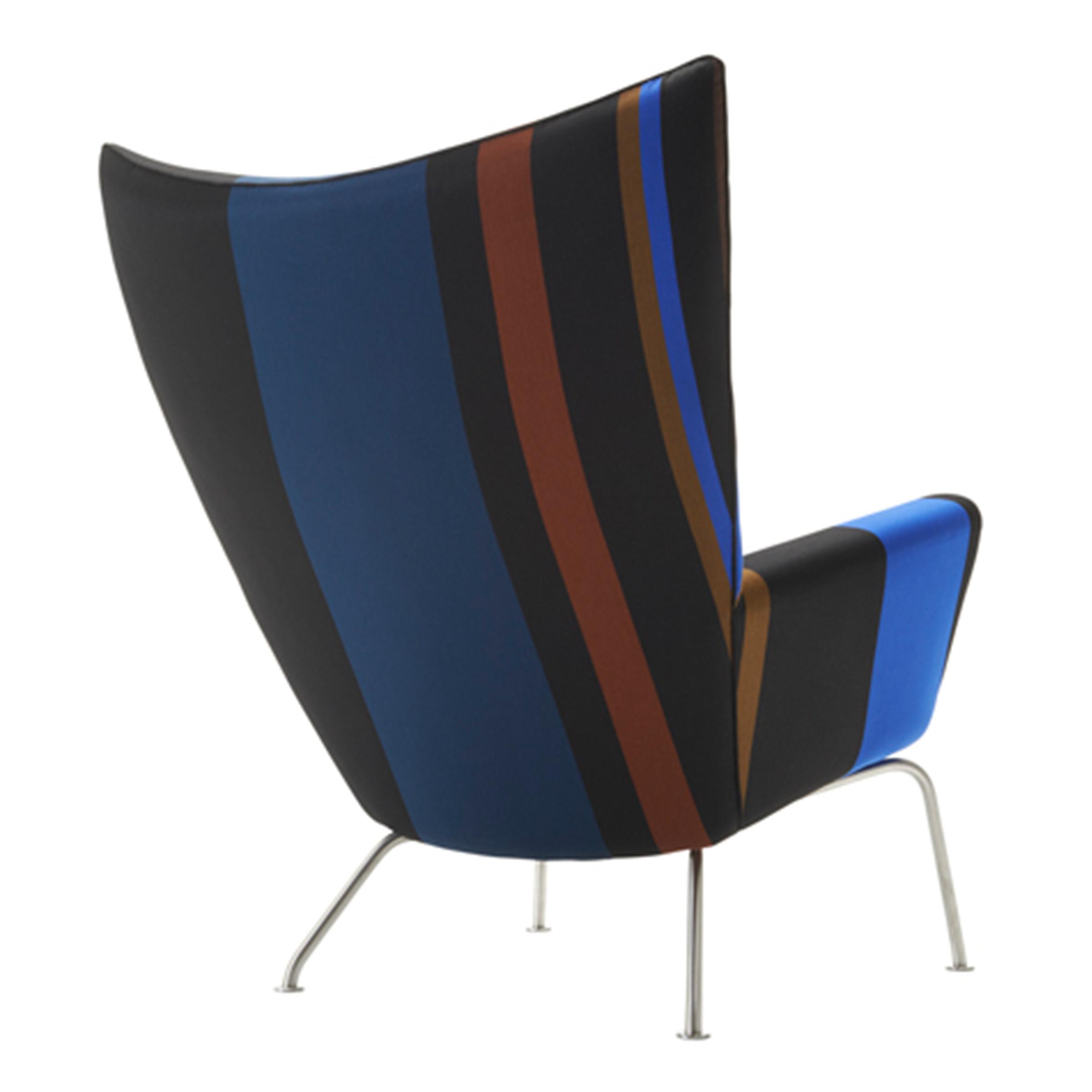 Danish Home Design Ideas: Ch445 Wing Chair. Hans J. Wegner, Paul Smith