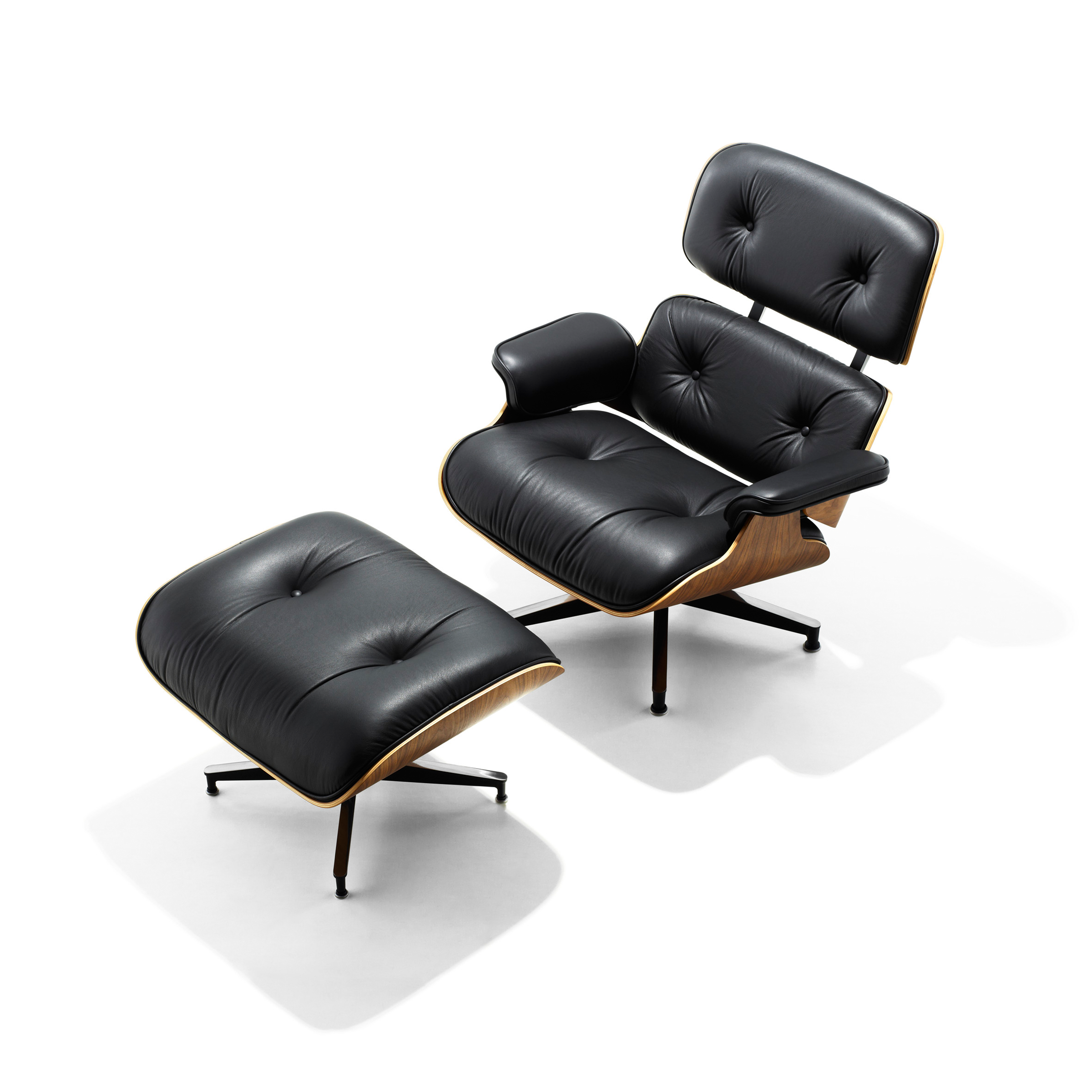 Designapplause lounge chair and ottoman charles and ray for Charles eames lounge chair nachbildung