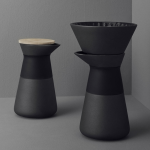 theo coffee maker by francis cayouette for stelton.
